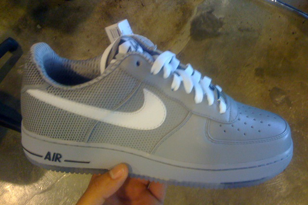 super popular cf618 f37ca Steez Futura x Nike Air Force 1 2010 Spring Collection